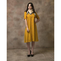 Ladies Plain Cotton Kurti