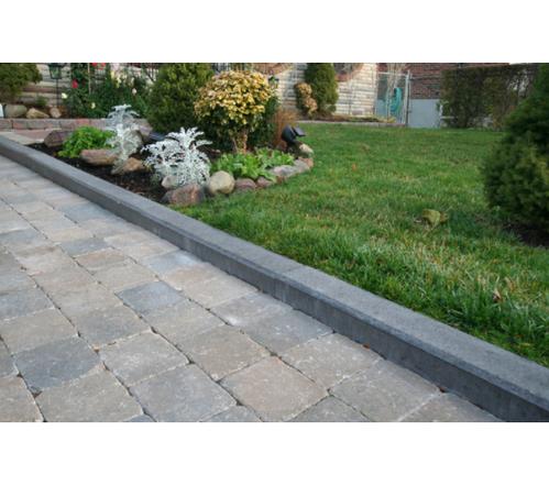 Granite Garden Curbing