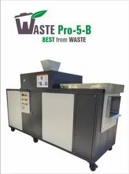 Automatic Organic Waste Composter Machine