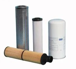 Rotary Screw Compressor Oil Filters