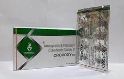 Amoxycillin 250 mg   Clavulanic Acid 125mg
