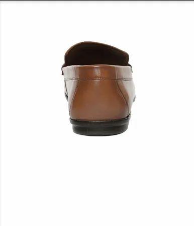 Van Heusen Tan Loafers VHMMS00998 Shoes