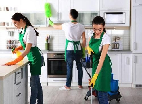 Commercial Housekeeping Services in Coimbatore, Ramanathapuram by HR  Cleaning Services | ID: 19379821691