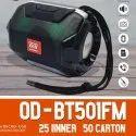 OD-BT501 FM Radio