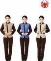 Ladies Cotton Hotel Uniform