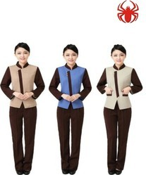 Ladies Cotton Hotel Uniform