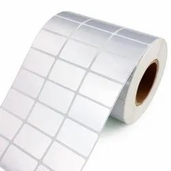 Paper Barcode Label Sticker Roll