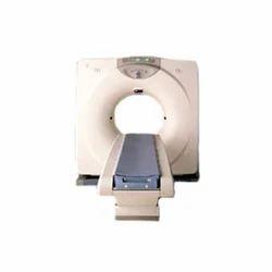 GE Dual Slice CT Scanner