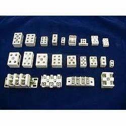 100 Amp Ceramic Connectors