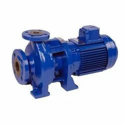 Semi-automatic Cast Iron Industrial Centrifugal Pump, 220-318 V, Max Flow Rate: 64 M3 / Hr