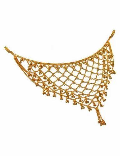 22 Karat Pure Gold Kambarband Kamarpatta At Rs 600000 Piece Gold Jewelry Id 22461655912