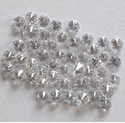 1-25mm  CVD Loose Diamonds