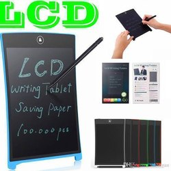 DOMO Ewriting Pad LCD Digital Drawing Board, Size (inches): 8.5 Inch