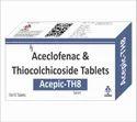 Aceclofenac 100mg Thiocolchicoside 8 Mg