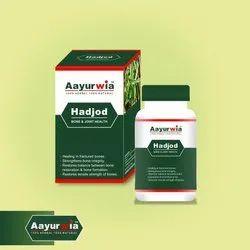 Hadjod, Packaging Size: Bottle