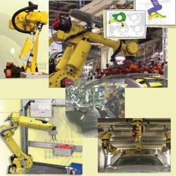 Vision Guided Robot Machine for Industrial, Number Of Axes: 6 Axes