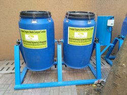 Automatic Organic Waste Compost Tumbler