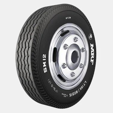 80 års rim MRF Black 195 80 D15 SM 12 Tyre, ARS Tyres | ID: 18623295512 80 års rim