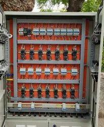 DOL - Star Delta Starter Control Panel