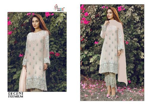876d52be19 Unstitched Georgette Embroidery Pakistani Salwar Suit, Rs 1099 ...