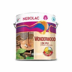 Wonder Wood 2k Pu Exterior Paint