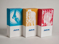 Printed Pharmaceutical Packaging Box