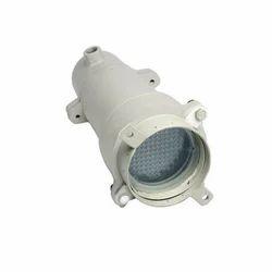 Cool White Khodiyar Flameproof LED Vessel Lamp