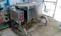 Tilting Bratt Pan