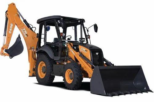CASE 770EX MAGNUM Backhoe Loader, 86 hp, 8230 kg