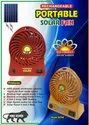 Solar DC Rechargeable Fan (Portable)