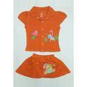 Baby Girl Skirt Top