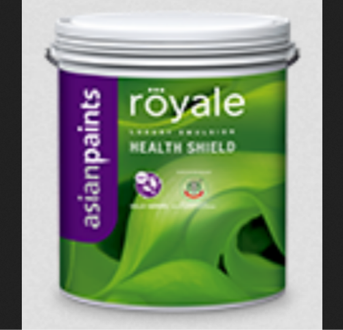 Asian Paints Soft Sheen Royale Health Shield Wall Paint