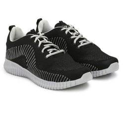 Panther01 Black White Tourene Jogging Shoe, Size: 6 to 10