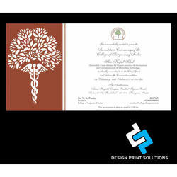Invitation Cards Design Services