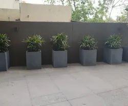 24 x 24 x 30 inch Plastic Garden Planters