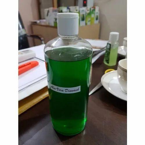 Naturemud Liquid Aloe Vera Dish Wash, Packaging Size: 250 Ml
