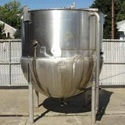 Milk Processing Kettle