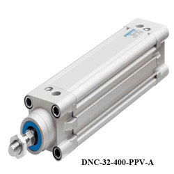 Festo Silver DNC 32 400 PPV A Standard Cylinder For Industrial
