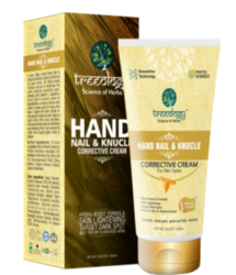 Treeology Hand Nail & Knuckle Corrective Cream, Ingredients: Herbal