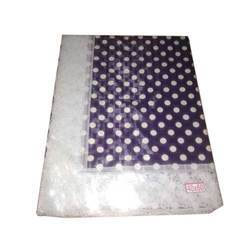 Dot Printed PVC Table Cover