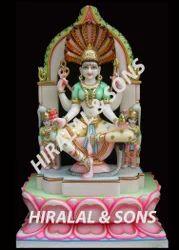 Marble Padmawati Statues