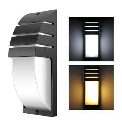 Cool White LED Wall Light