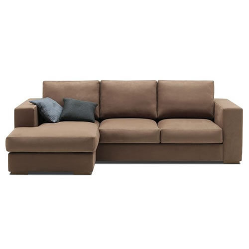 4 Seater L Shape Sofa Set Rs 14000