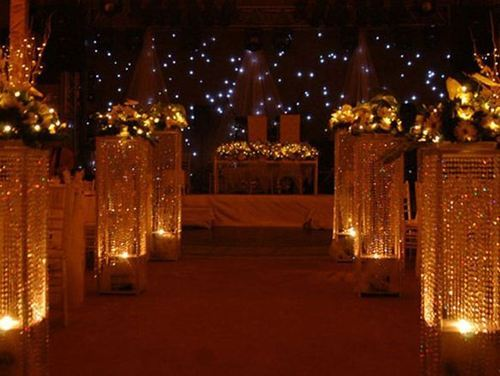 Wedding stage decorations shamiyana service provider from tirupati get best quote junglespirit Image collections