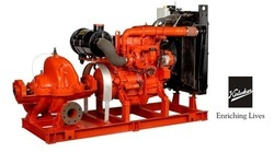 FIRE FIGHTING PUMPS - Diesel Engine