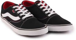 Lakhani Men Canvas Shoes Lace Up Canvas