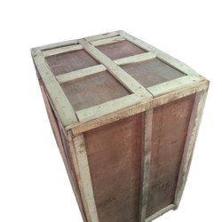 Light Weight Rectangle Plywood Boxes, Box Capacity: 1000-2000 Kg, 16-25 mm