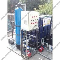 Automatic Car Wash Water Recycling System