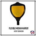 Flexible Median Marker