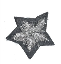 TBP 217 Beaded Patches